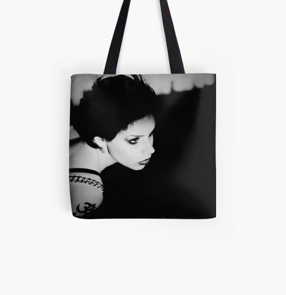 Strike a Pose All Over Print Tote Bag
