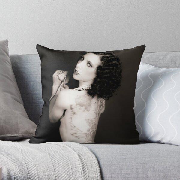 Footscray Follies 4 Throw Pillow