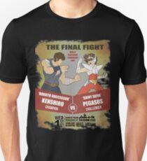 Ken Shiro VS Pegasus Boxe poster Unisex T-Shirt