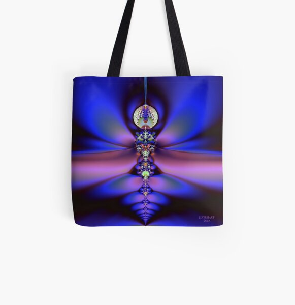 Drop The Ball All Over Print Tote Bag