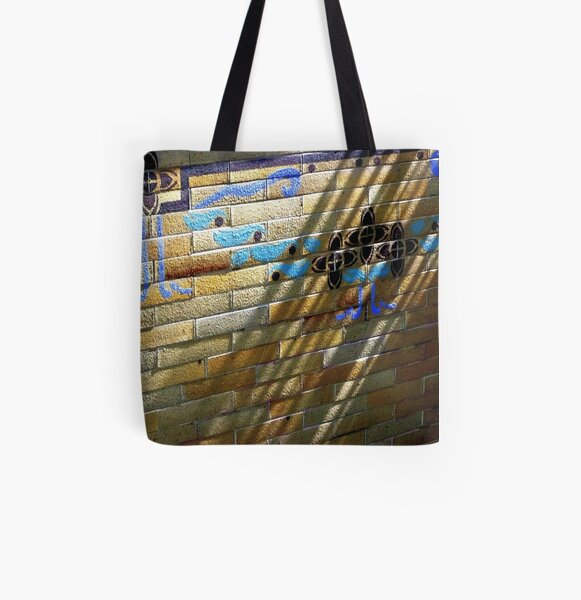 Metro14 All Over Print Tote Bag