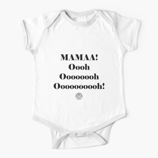 Maman! Ooooooh! Body manches courtes
