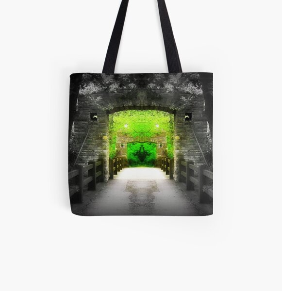 Enter Paradise © All Over Print Tote Bag