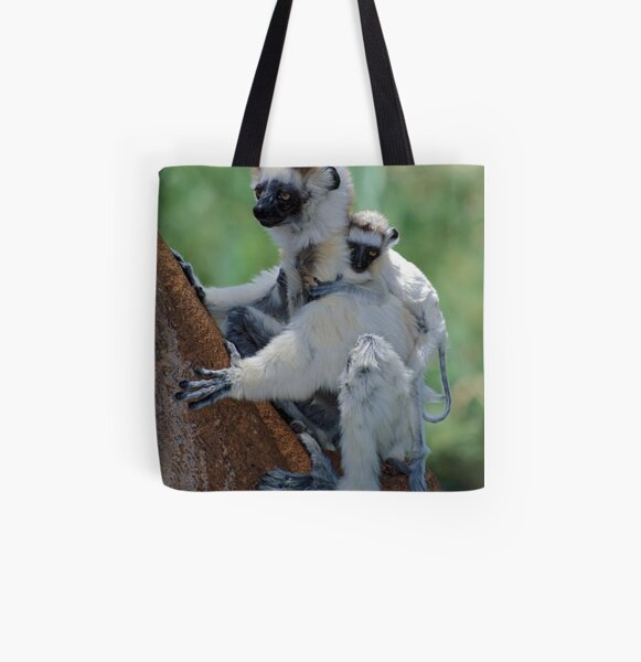 Blaze is beautiful All Over Print Tote Bag