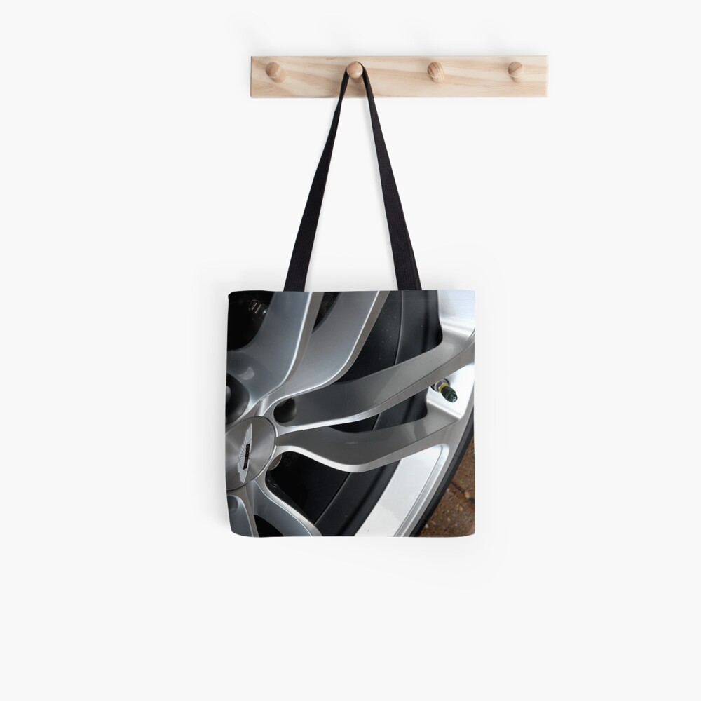 Where the Rubber Meets the Road Tote Bag
