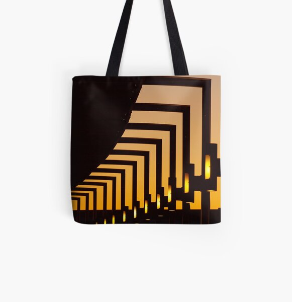 Sevens All Over Print Tote Bag