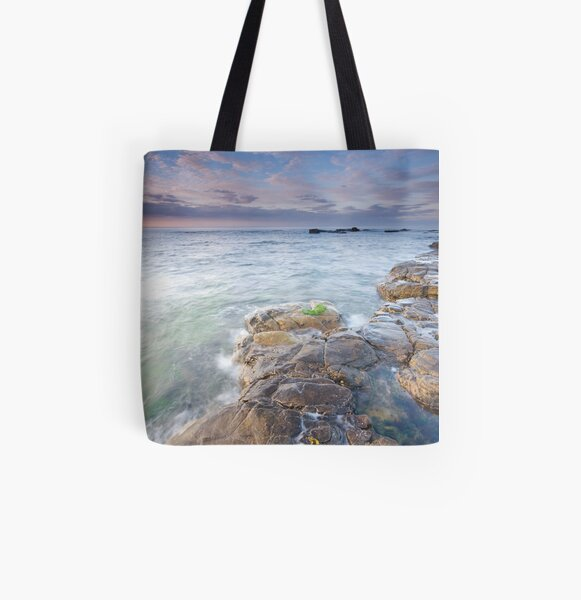 Tropical All Over Print Tote Bag