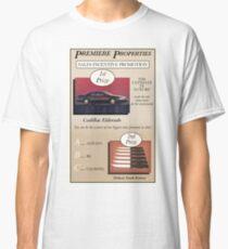 Glengarry Glen Ross Sales Poster Classic T-Shirt