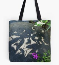 Shadows on the Rock Tote Bag