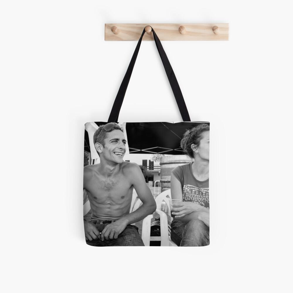 Festival Staff (Family) Tote Bag