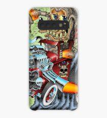 Hot Rod Dirty Rat Hülle & Klebefolie für Samsung Galaxy