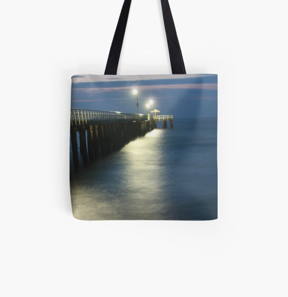 Point Lonsdale Pier All Over Print Tote Bag