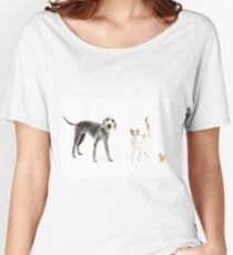 Pet Family Women's Relaxed Fit T-Shirt