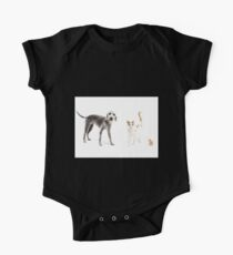 Pet Family One Piece - Short Sleeve