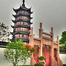 Chinese places by zumi