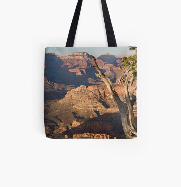 Canyon Dusk All Over Print Tote Bag