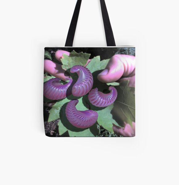 cocoons All Over Print Tote Bag