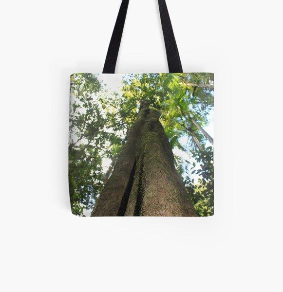 Buderim Rainforest, Sunshine Coast All Over Print Tote Bag