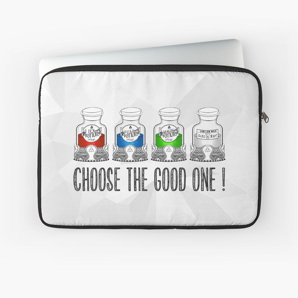 ¡Elige el bueno! Funda para portátil