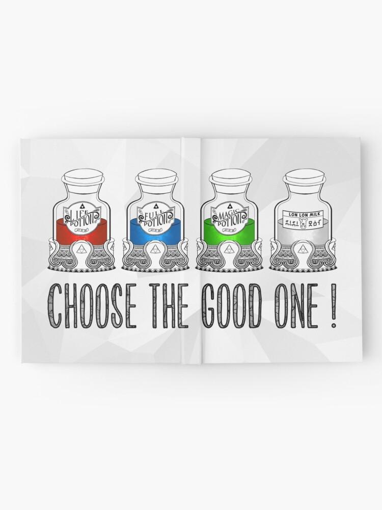 Vista alternativa de Cuaderno de tapa dura ¡Elige el bueno!