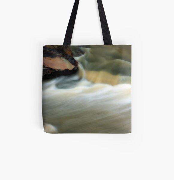 Adrift All Over Print Tote Bag