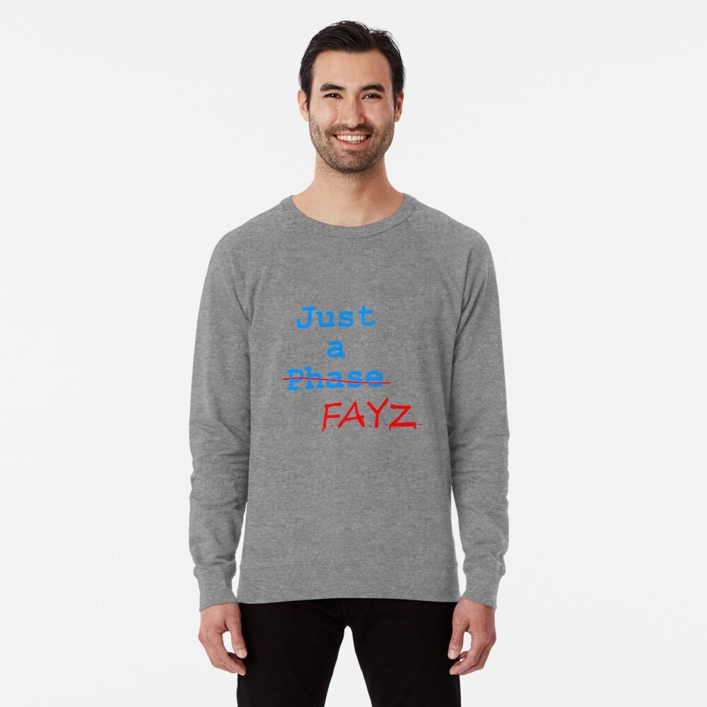 Nur ein FAYZ Leichter Pullover