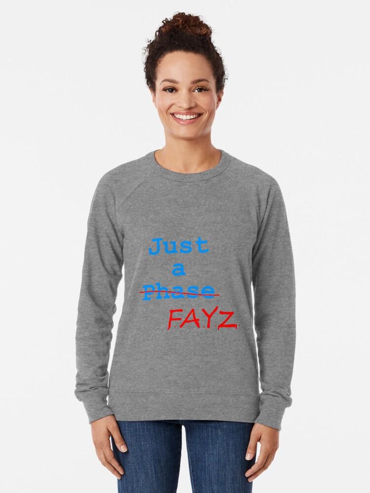Alternative Ansicht von Nur ein FAYZ Leichter Pullover