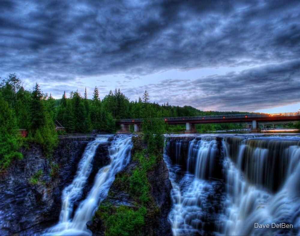 Kakabeka Falls - Kakabeka Falls Ontario by Dave DelBen