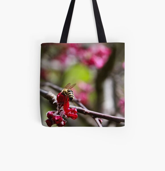 Let me in... All Over Print Tote Bag