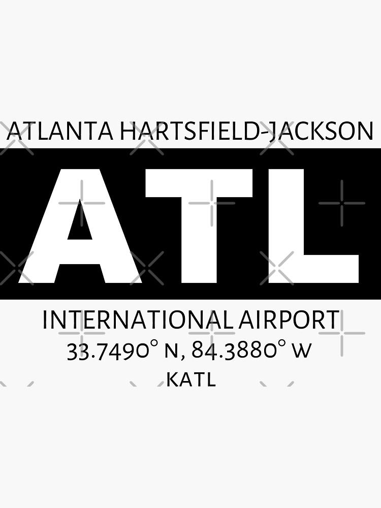 Atlanta Airport ATL by AvGeekCentral