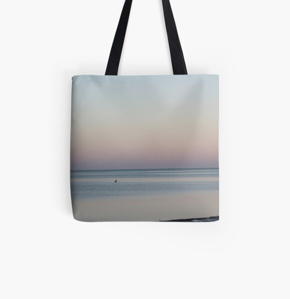 Sunset Dreams All Over Print Tote Bag