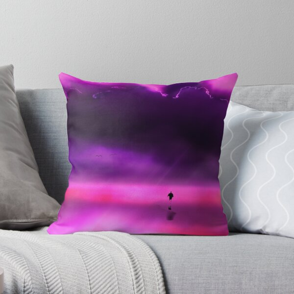 L I F E  Throw Pillow