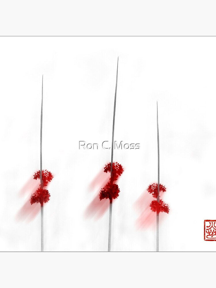 Trip Red by ronmoss