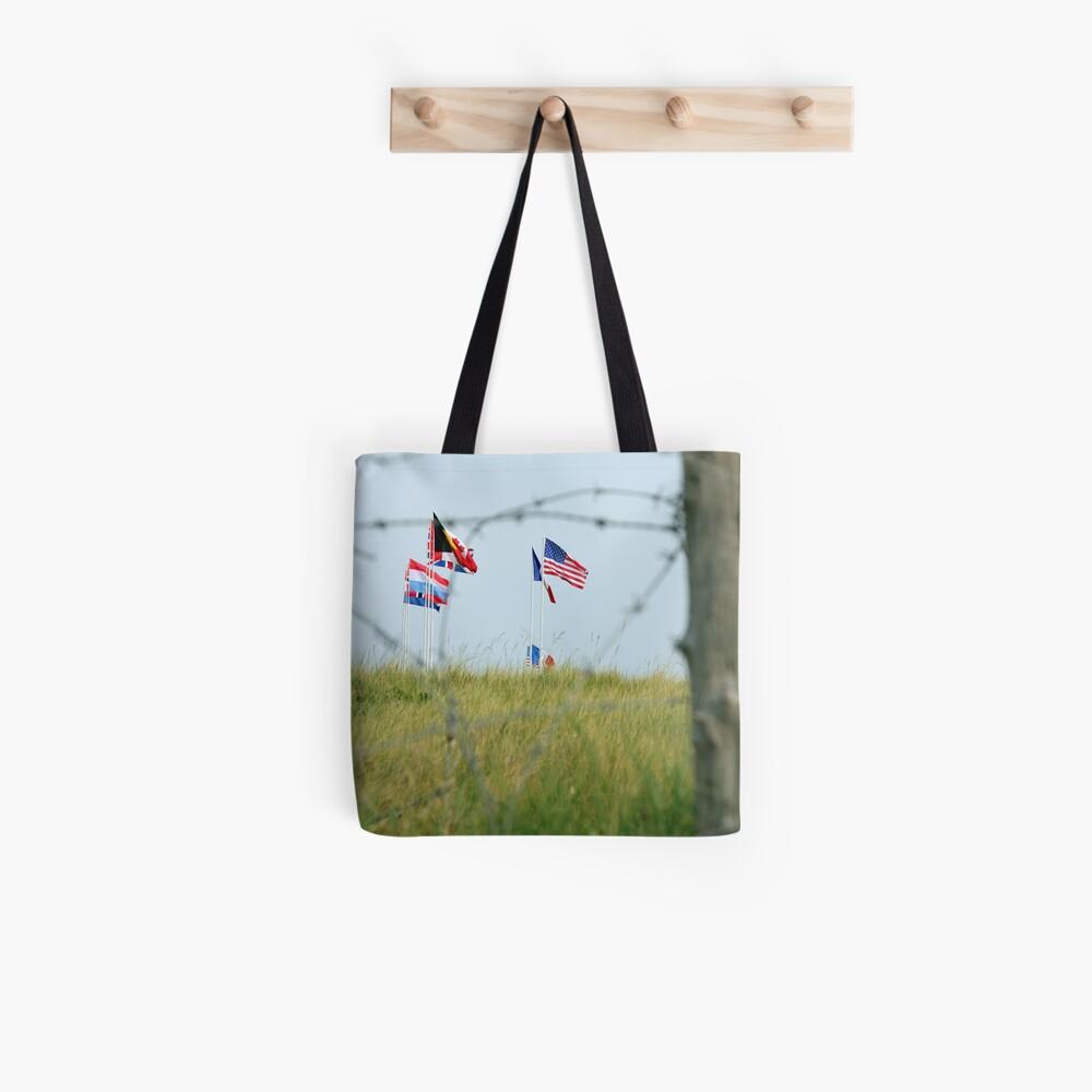 Utah Beach - Freedom Is Worth Fighting For Tote Bag
