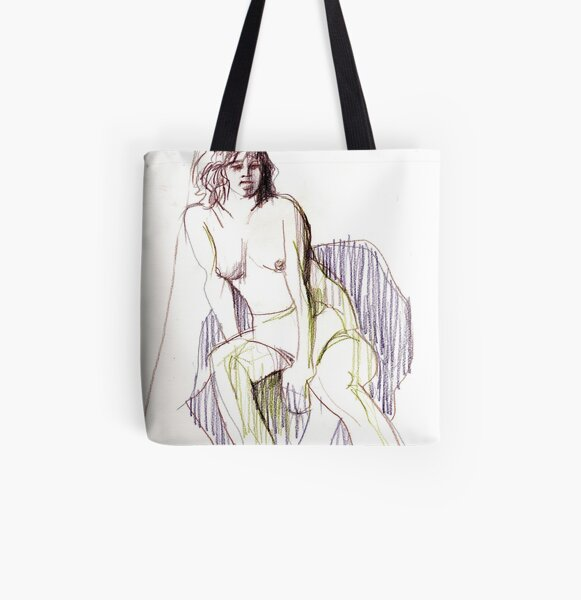 Sorina 01 All Over Print Tote Bag