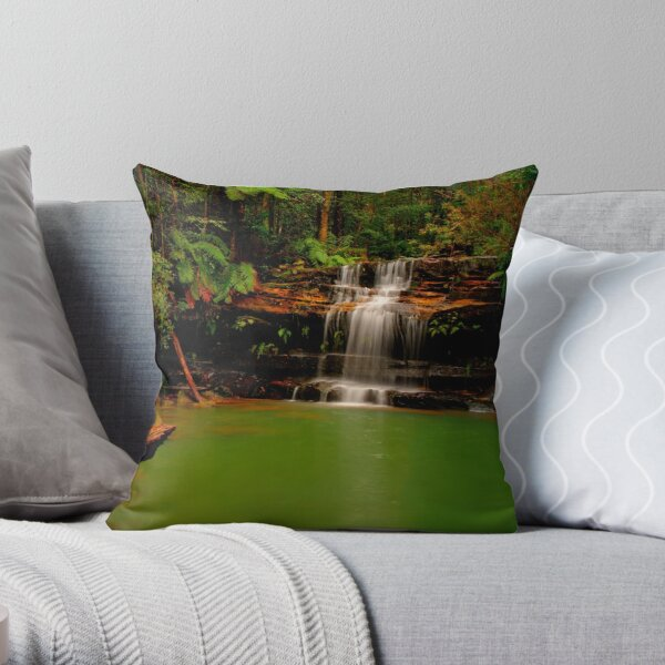 Blue Mountains, New South Wales. Throw Pillow