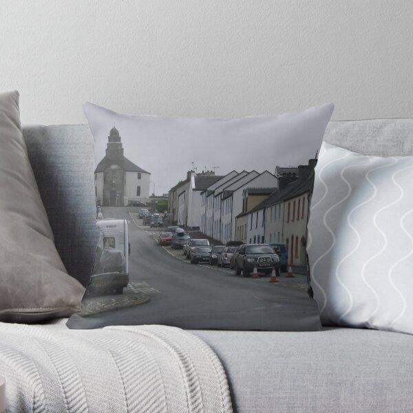 Bowmore    Isle  of Islay Throw Pillow