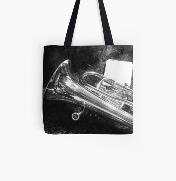 Blue Note All Over Print Tote Bag