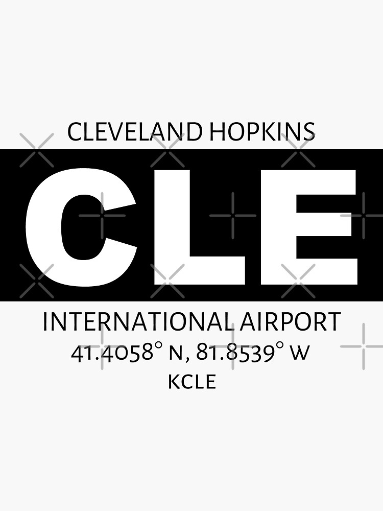 Cleveland Hopkins Airport CLE by AvGeekCentral