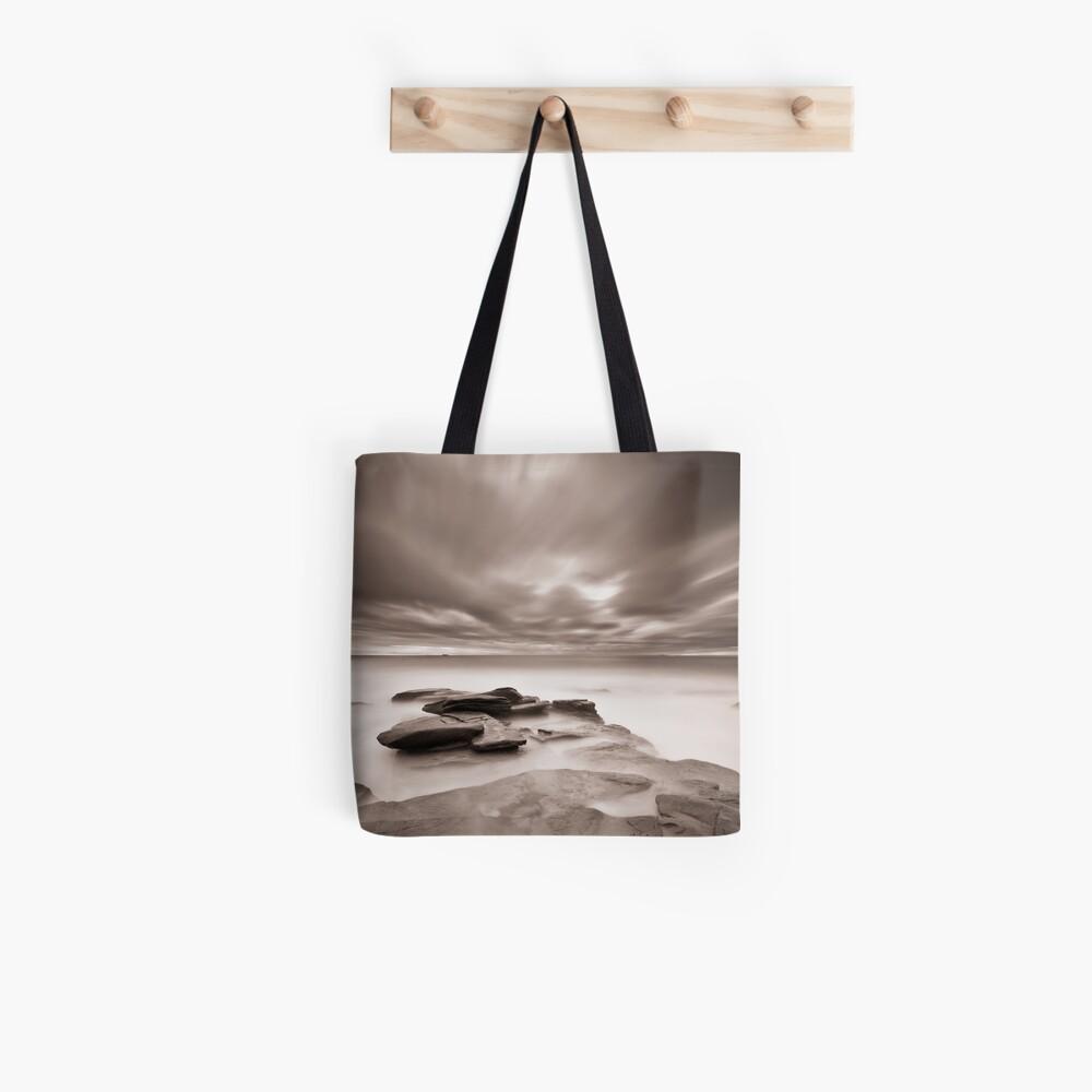 Fast Skies (Rustic) Tote Bag