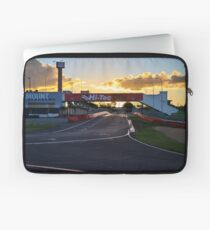 Pit Straight at Mount Panorama Laptop Sleeve