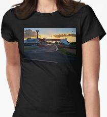 Pit Straight at Mount Panorama Women's Fitted T-Shirt