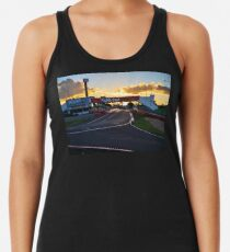 Pit Straight at Mount Panorama Women's Tank Top