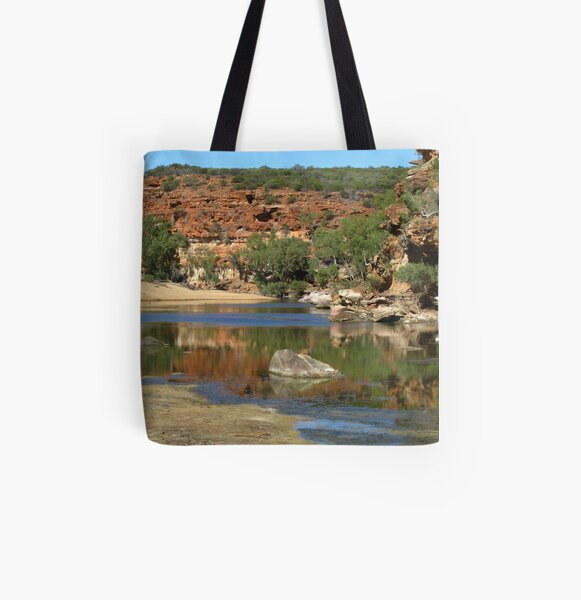 Ross Graham All Over Print Tote Bag