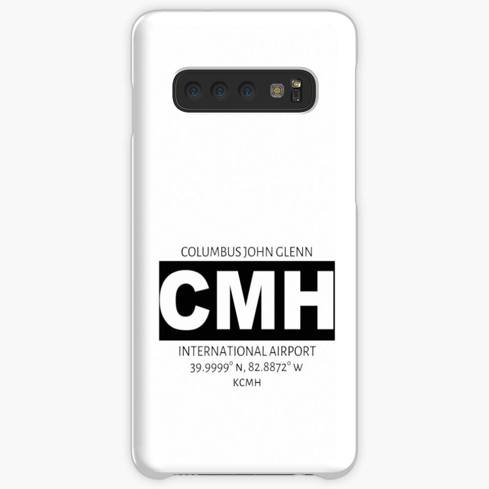 Columbus John Glenn International Airport CMH Samsung Galaxy Snap Case