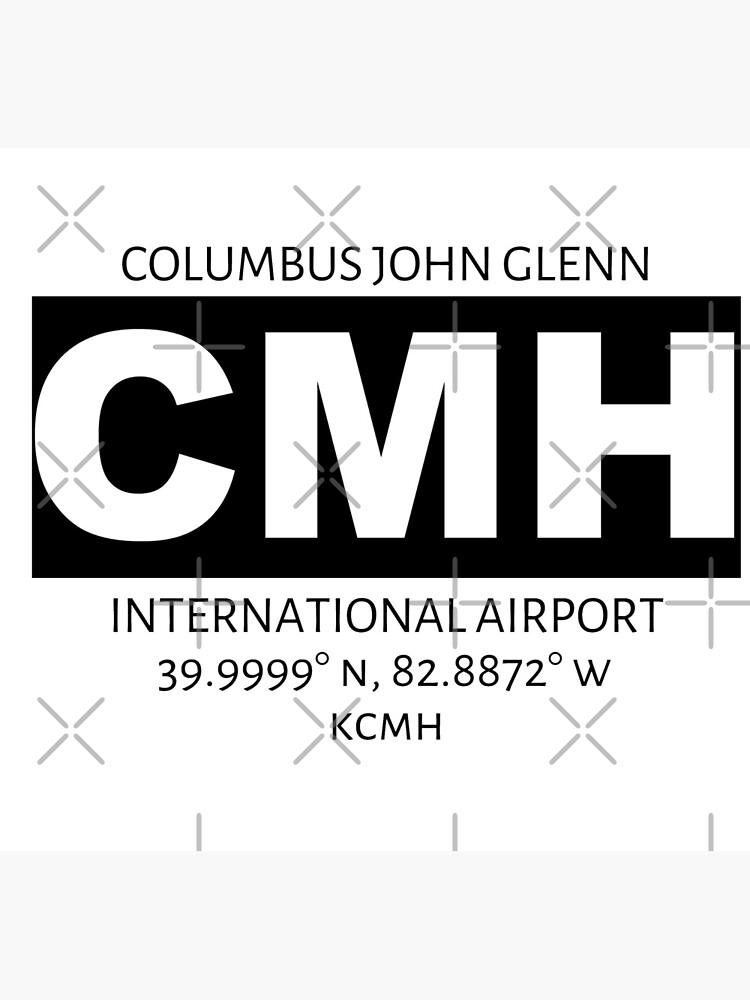 Columbus John Glenn International Airport CMH by AvGeekCentral