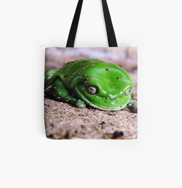 Here's looking at you Kid! All Over Print Tote Bag