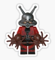 LEGO Ant Man Sticker
