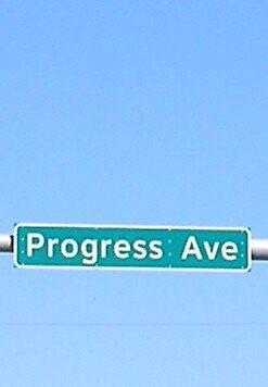 Progress - It's a Verb. by CulturalCompass