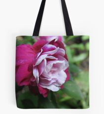 Two-toned Begonia Tote Bag